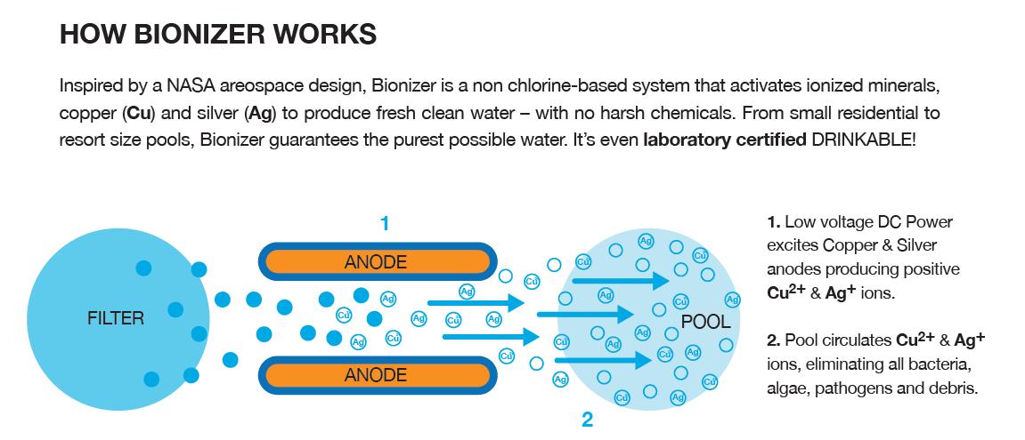 How a Bionizer Work diagram