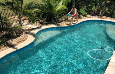 J F Brisbane Pool Bionizer